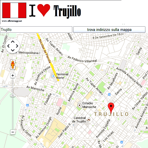 Trujillo maps