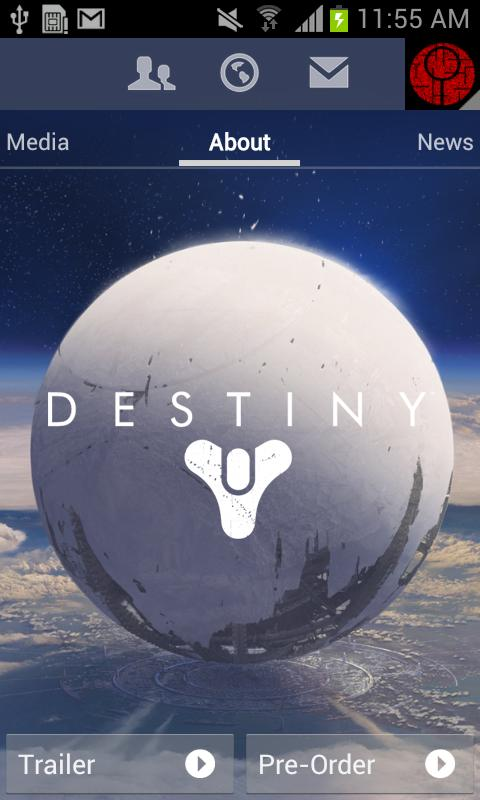 Bungie Mobile - screenshot