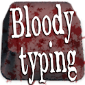 Bloody Typing icon