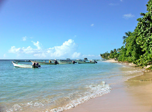 Trinidad-Tobago-beach - A pristine beach on the island of Tobago.