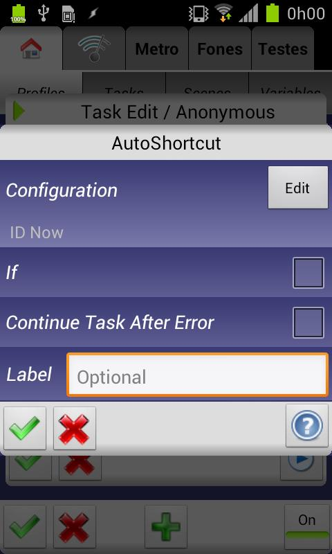 AutoShortcut Pro- screenshot