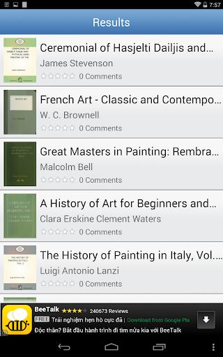 【免費書籍App】藝術書籍應用- 隨著-APP點子