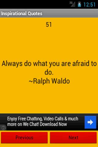 Inspirational Sayings Quotes