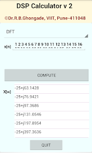 DSP CALCULATOR - Apps on Google Play