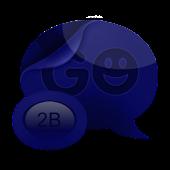 GOSMETHEME Blue Gloss