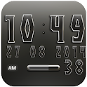 Digi Clock Widget Thor icon