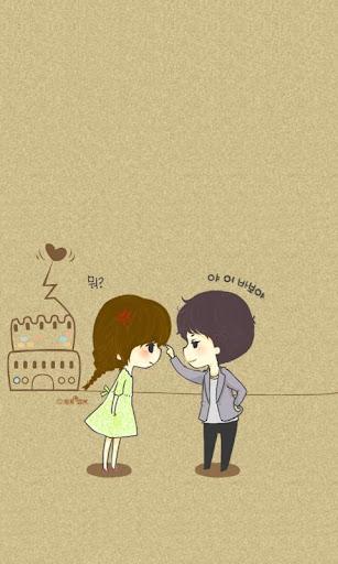 CUKI Themes Love Story Wall