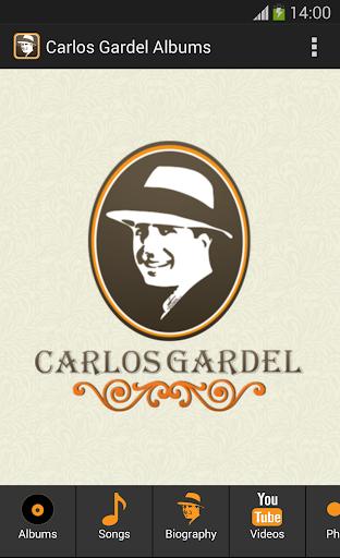 EA Carlos Gardel