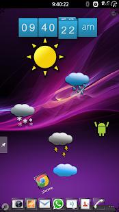 玩天氣App|TSF Weather Pendants