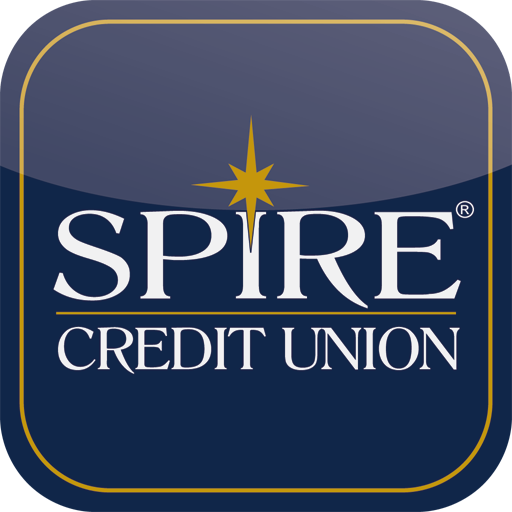 SPIRE Credit Union Mobile LOGO-APP點子