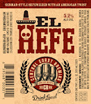 Central Coast Brewing El Hefe