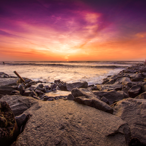 by Andrew Micheal - Landscapes Sunsets & Sunrises