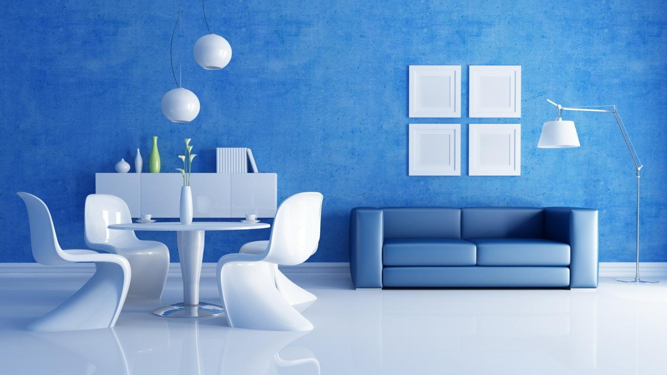 Blue room painting ideas - screenshot
