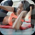 Ab Exercises for Women icon
