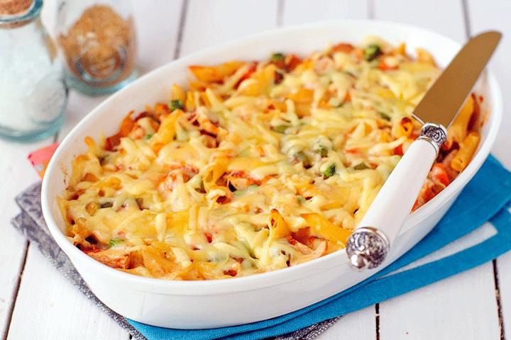 Healthy Macaroni Pie Recipe