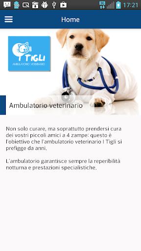 Ambulatorio vet I Tigli