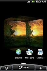 3D Sunset