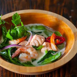 Thai Fish Soup.