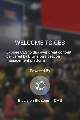 Bluvision CES 2015