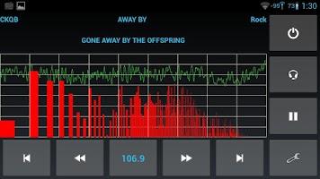 Screenshot of Spirit1: Real FM Radio