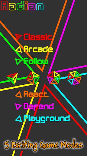 Radian - Rotating Triangles