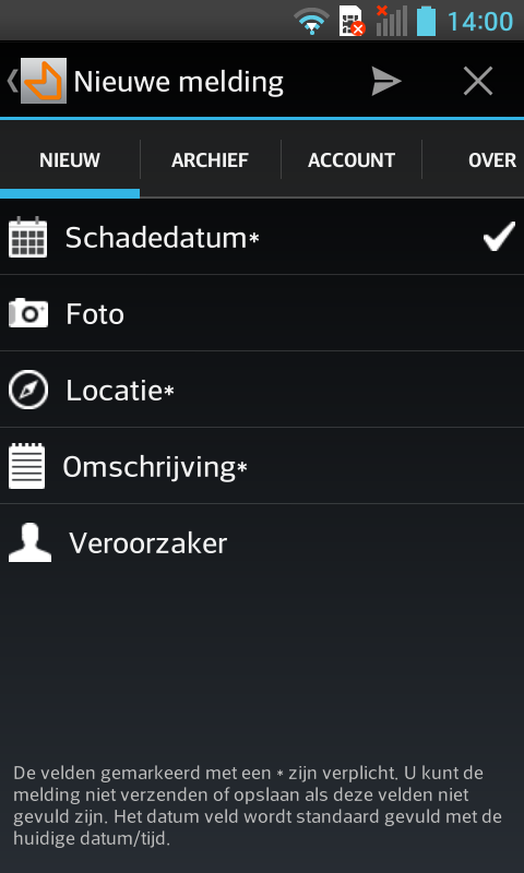 NODR- screenshot