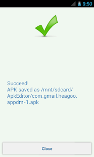 APK Editor Screenshot