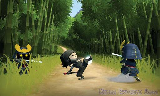 Ninja Extreme Saga