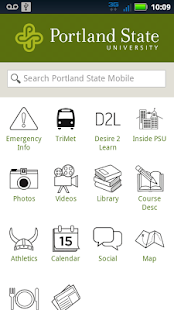 PSU Mobile- screenshot thumbnail