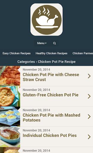 無料健康Appのヘルシー簡単チキンレシピ|記事Game