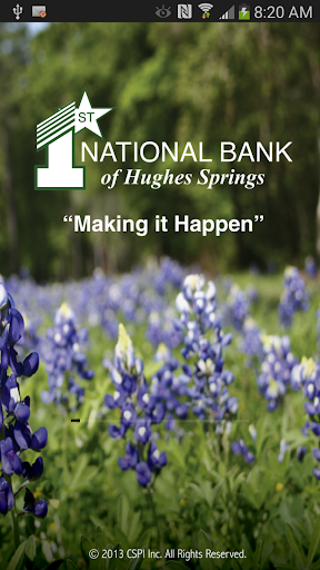 FNB Hughes Springs Mobile