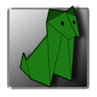 Big Tutorial Origami Animated icon