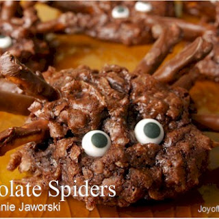 Chocolate Spiders Tested.