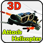 Attack Helicopter Simulator 3D icon