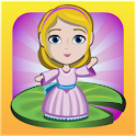 Thumbelina:3D Popup Book. Educational & fun audio book app with 'popup' pages for children