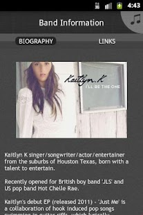 Kaitlyn K - screenshot thumbnail