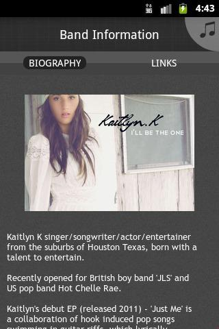 Kaitlyn K - screenshot