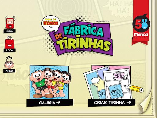 Mônica: Fábrica de Tirinhas
