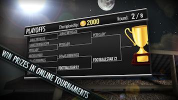 Screenshot of Hockey Showdown