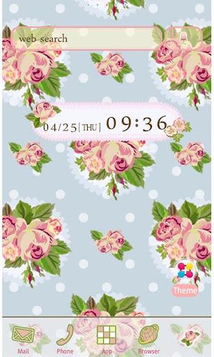 Old Rose Wallpaper Theme 1.3 Windows u7528 1