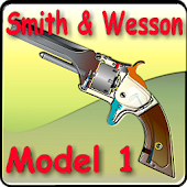 Smith & Wesson revolver Mod. 1