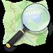 VGPS Offline Map Demo Version for iPhone logo