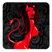 Sexy Devil Girl HD Widgets +WP