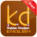 Kiddie Doodles English Free logo