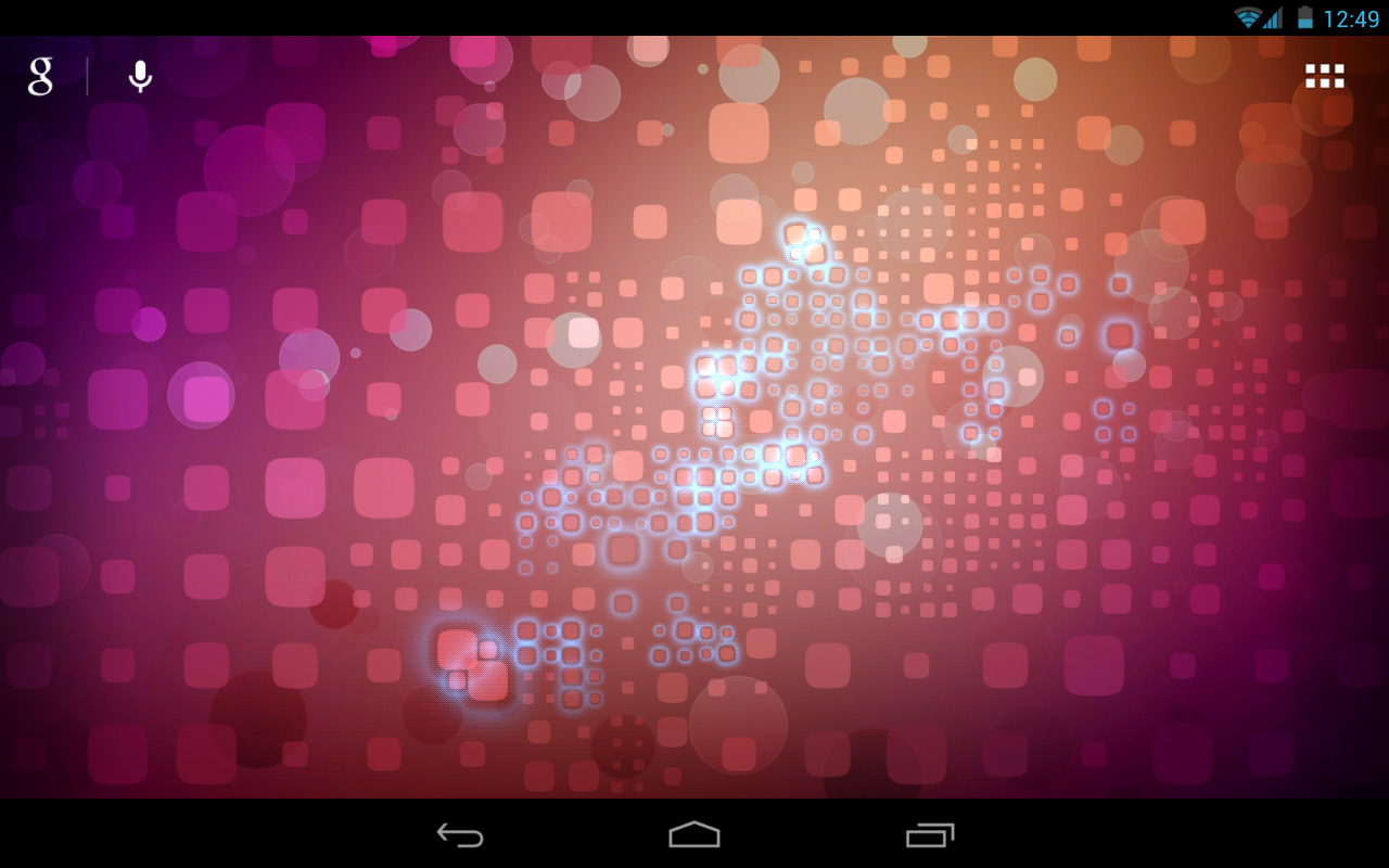 Ditalix Live Wallpaper Suite - screenshot