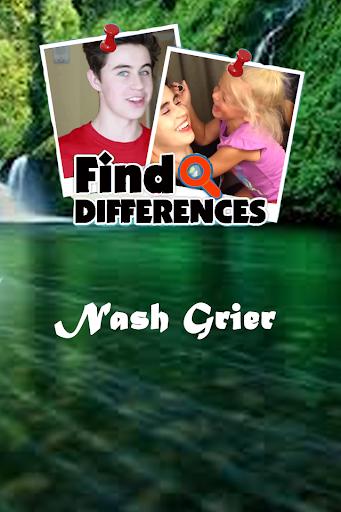 Nash Grier Find Differences