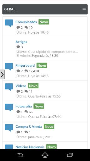 Fingerboard Portugal