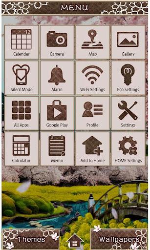 ZEN Heavenly Blossoms Theme 1.1 Windows u7528 2
