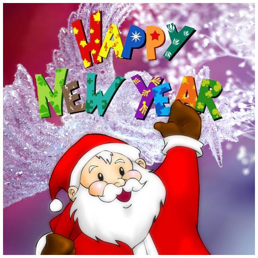 christmas & new year Greetings 社交 App LOGO-APP試玩
