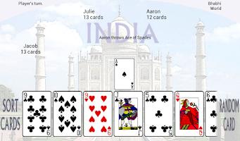 Screenshot of Bhabhi Cards World